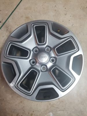 Rims for Jeep Rubicon unlimited for Sale in San Antonio, TX