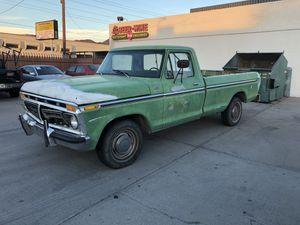 1977 Ford f100 ranger for Sale in Phoenix, AZ