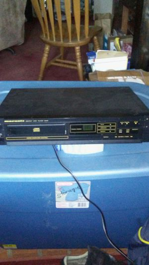 Vintage Marantz CD player for Sale in Madera, CA