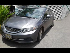 2013 Honda Civic LX 1.8L I4 4dr Sedan for Sale in Honolulu, HI