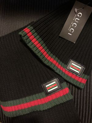 Gucci hat and scarf for Sale in Pittsburgh, PA