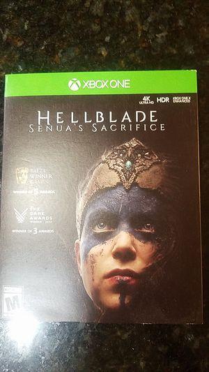 Xbox one Hellblade for Sale in Menifee, CA