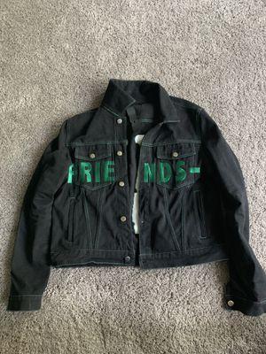 Vlone denim jacket for Sale in Temple Hills, MD