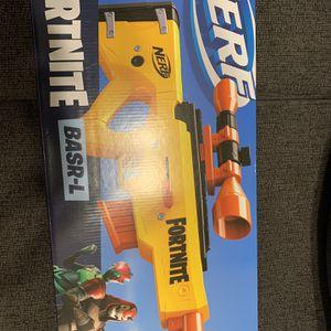 Nerf X Fortnite Toy Gun for Sale in Anaheim, CA