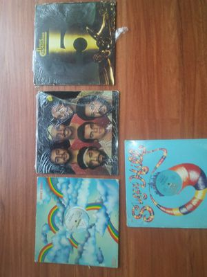 4 vinyl records for Sale in Baltimore, MD