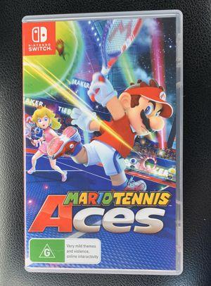 Mario Tennis Aces for Sale in San Jose, CA
