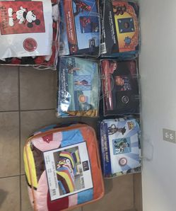 Cartoon blankets 🔥👀 for Sale in Dinuba,  CA