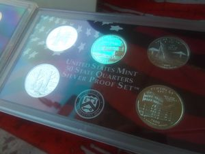 2001 U.S. Silver proof set for Sale in Menomonie, WI