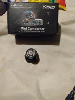 Mini camcorder for Sale in Toledo, OH