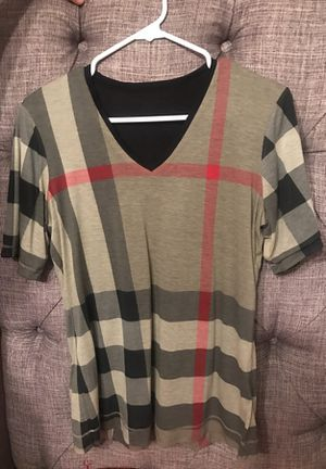 Burberry shirt (ladies) for Sale in Austin, TX