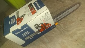 Chainsaw for Sale in Houston, TX
