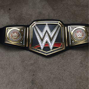 WWE Full Sized Belt for Sale in Port Charlotte, FL