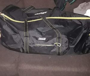 Coleman duffle bag for Sale in Everett, WA