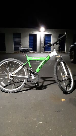 Kawasaki 15 speed Mountain Bike for Sale in Bensalem, PA
