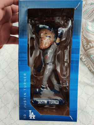 Los Angeles Dodgers (Justin Turner Bobblehead) for Sale in Fontana, CA