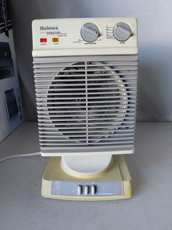 Holmes Heat Director Heater and Fan Oscillates 45 and 90 degrees with Thermostat for Sale in Lemon Grove,  CA