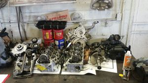 Jeep Liberty 3.7 liter V6 internal and external engine parts for Sale in Murfreesboro, TN