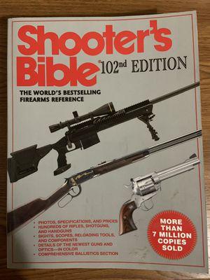 Shooters Bible for Sale in Roanoke, VA