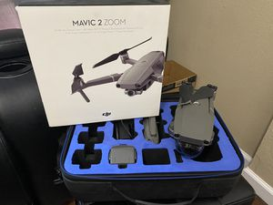 DJI Mavic 2 zoom -Like new with accessories for Sale in Palm Bay, FL