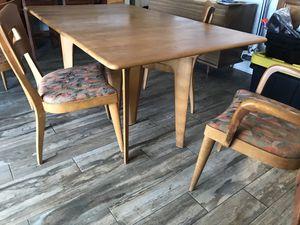 Heywood dogbone chair set for Sale in Seminole, FL