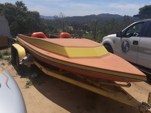 1978 challenger 21ft for Sale in Ramona, CA