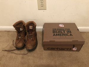 Carhatt work boot in excellent condition/ size :10.5 W for Sale in West Columbia, SC
