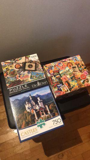 Puzzles for Sale in Negaunee, MI