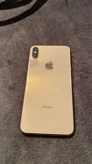 iPhone X Max Gold for Sale in Compton, CA