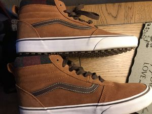 Vans Suede Hiking Like Boots for Sale in Johnstown, PA