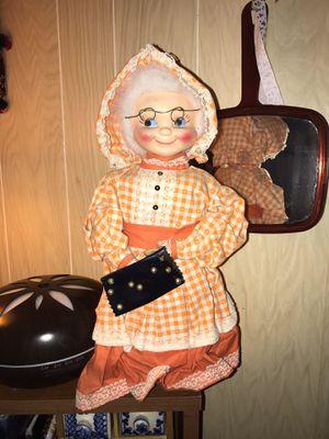 Mrs. Claus decoration for Sale in Hemet, CA