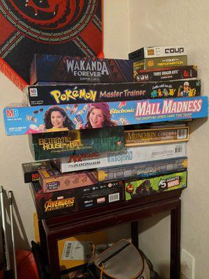 Board games for Sale in Moreno Valley, CA