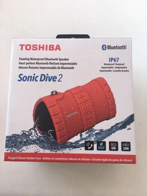 Toshiba Sonic Dive 2 Bluetooth speaker for Sale in Hialeah, FL