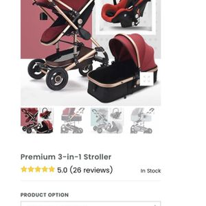 3 In 1 Stroller for Sale in Los Angeles, CA