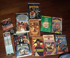 Old VHS MOVIES for Sale in Hyattsville, MD
