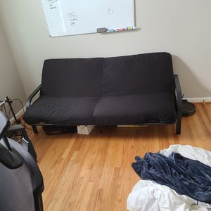 Futon - Full Size Bed for Sale in Raleigh, NC