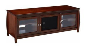 TechCraft SWP60 60-Inch Wide Flat Panel TV Credenza - Walnut for Sale in Aldie, VA