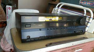 Onkyo receiver tx-sr575 for Sale in Stockton, CA