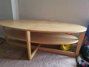 Ikea coffee table for Sale in Rockville, MD