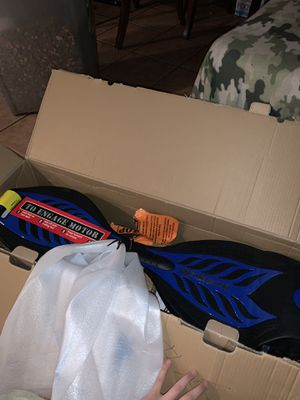 Blue remote scooter for Sale in Phoenix, AZ