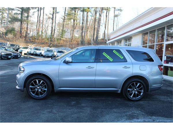 2018 Dodge Durango 3RD ROW SEATING FULLY LOADED EVERY OPTION
