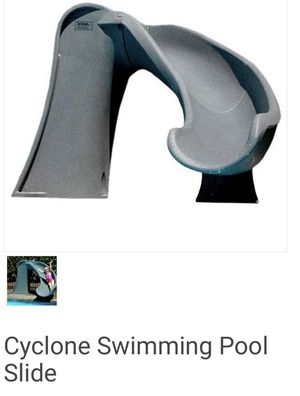 Cyclone swimming pool slide for Sale in San Diego, CA