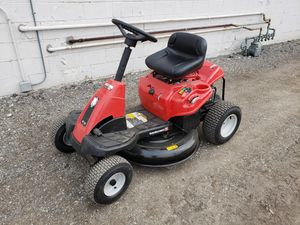 "30"" Yard Machine riding lawnmower for Sale in Medinah, IL"