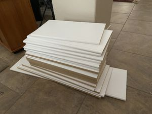 18 Bullnose Edge Closet Shelves for Sale in Litchfield Park, AZ