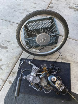 """69 cc complete engine kit motor bike.. comes with a classic schwinn stingray """"occ"""" Edition .. for Sale in Las Vegas, NV"""