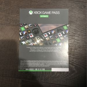 Xbox Game Pass 14 Day Trial (READ DESC) for Sale in Irvine, CA