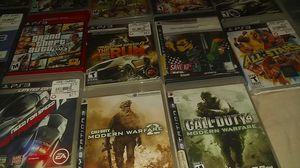 ps3 games for Sale in Vidalia, GA