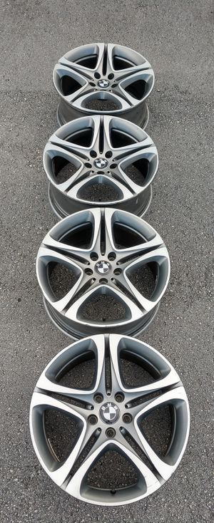 "19"" BMW wheels rims genuine factory set for Sale in Boca Raton, FL"