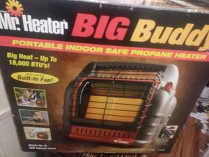 Big Buddy Propane Heater for Sale in Vancouver, WA