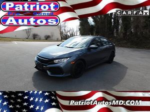 2017 Honda Civic Hatchback for Sale in Baltimore, MD