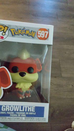 Pokemon Growlithe funko pop for Sale in Fontana, CA